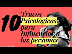 10 Trucos Psicológicos para influir en las Personas. - YouTube Abs, Comic Books, Comics, Memes, Cover, Youtube, Movie Posters, Free Books, Leadership