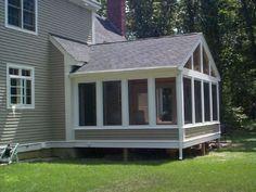 Room 13 Deck Enclosures Three Season Porch 3 Sunroom Addition
