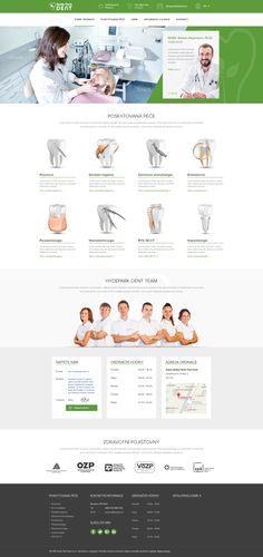 I zubaři můžou mít hezký web. Nové webové stránky pro HP Dent tým. Více naleznete na www.hpdent.cz