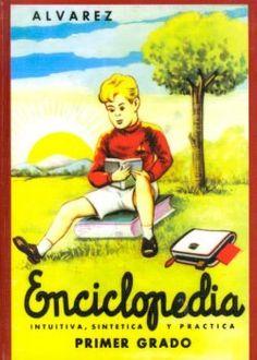 Enciclopedia Álvarez. Primer grado