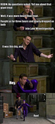 Ted Und Robin How I Met Your Mother Fernsehserie Tv Sendungen Wissen