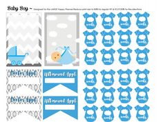 Planner Printables (Any Printable Designed for the Large Happy Planner has the ORIGINAL dimensions) – Dysk Google