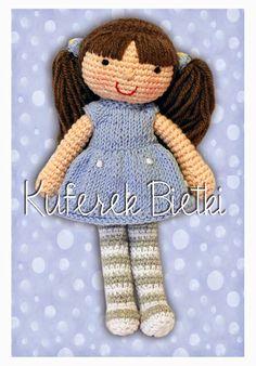 Kuferek Bietki: Mała lalka /Die kleine Puppe/Litte Doll