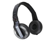 Pioneer HDJ500 Headphones (black)