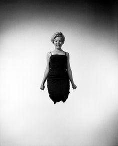Where the Jump Pose Got Its Start: Philippe Halsman's Mid-Century, Midair Photos of Stars and Royals
