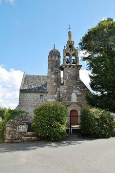 Eglise Saint-Th�odore � Treduder Cotes d'armor treduder France, auteur pierre bastien pour Patrimoine de France, aucun partage sans mention de la source et de l'auteur merci.