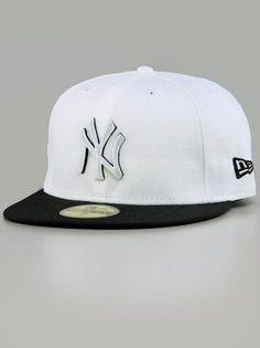 42ed354d98d60 Cup New Era New York Yankees Topflock III White