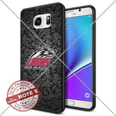 NEW New Mexico Lobos Logo NCAA #1366 Samsung Note 5 Black Case Smartphone Case Cover Collector TPU Rubber original by ILHAN [Cool Pattern] ILHAN http://www.amazon.com/dp/B0188GPPOI/ref=cm_sw_r_pi_dp_TRCLwb0NTAC5Z