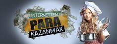 Kadınlar için evde internetten para kazanma yolları