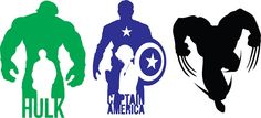 Vetores Marvel Estampas Grátis Vector Free