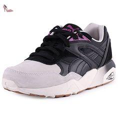Flare Mesh Wns, Chaussures de Running Compétition Femme, Noir Black White 03, 42 EUPuma