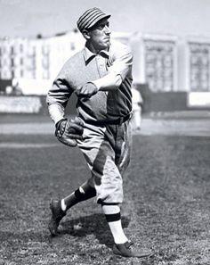 """Edward Stewart Plank  ... """"Eddie"""" or """"Gettysburg Eddie"""" ... Philadelphia Athletics (1901-14), St. Louis Terriers (1915), St. Lou. Browns (1916-17) = Career = Pitching: 326-194, 2.35 ERA, 410 CG, 69 SHO, 1072 BB/2246 K"""