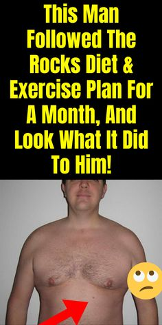 So he decided to follow the Rocks diet as well as the workout routine. #awesome #amazing #facts #funny #humor #interesting #trending #viral #news #entertainment #memes Pinterest Photography, Black Friday 2019, This Man, The Rock, Exercise, Amazing Facts, How To Plan, Funny Humor, Reading
