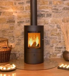 Uniq 21 Defra Approved Wood Burning Stove, from Westfire Stoves
