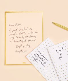 Take the kikki.K letter writing challenge and love reconnecting with those around you