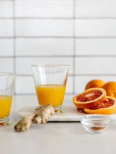 Immunity Boosting Wellness Recipes: Lemon Turmeric Ginger Shots that you can make in 3 minutes -  The Effortless Chic