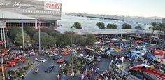A punto de arrancar SEMA Show 2015, en las Vegas, Nevada | Tuningmex.com