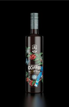 Mosin Fresh Coffee Concentrate — The Dieline - Package Design Resource