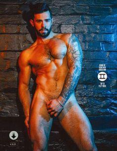 Charlie King desnudo: las fotos del buenorro gay de 'The Only Way Is Essex' en Attitude Hot Men, Hot Guys, Sexy Men, Sexy Guys, Kings Man, Hommes Sexy, Raining Men, Hairy Chest, Shirtless Men