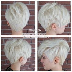 Very Cute Pixie Cut - Everyday Hairstyle Ideas for Short Hair