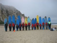 Just signed the boys up for Morro Bay Surf Camp in Aug.  :)