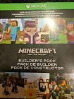 Minecraft builder's pack Xbox one edition