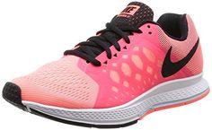 Nike Air Zoom Pegasus 31, Damen Laufschuhe Training, Pink (Lava Glow/Black-White-Hot Lava 602), EU 38.5 - http://uhr.haus/nike/38-5-eu-nike-air-zoom-pegasus-31-damen-laufschuhe-5