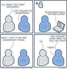 #SharePoint joke