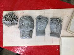 Bluemoon Pottery and Weaving Studio andrea revoy