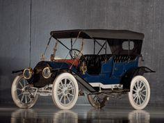 1911 Cadillac Model-30 Demi Tonneau
