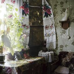 Village chic: uncovering the discreet charm of Russian rural interiors - The Calvert Journal