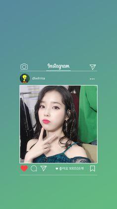 아이유 인스타 폰 배경화면 & 잠금화면 25장 I Icon, Mamamoo, Korean Beauty, Aesthetic Wallpapers, How To Look Better, Social Media, Kpop, Photo And Video, Celebrities