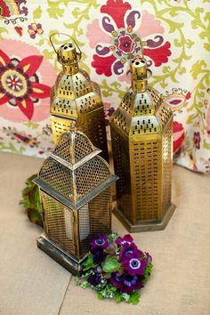Tabletops: Moroccan Extravaganza - Exquisite Weddings
