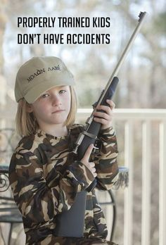 Every gun owner needs to realize that they should teach kids about gun safety. If they know these 10 rules, they will have a good start.