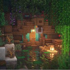 Minecraft Server, Minecraft House Tutorials, Cute Minecraft Houses, Minecraft Plans, Minecraft House Designs, Amazing Minecraft, Minecraft Tutorial, Minecraft Blueprints, Minecraft Crafts