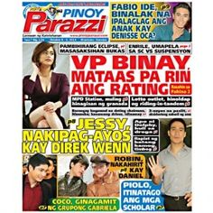 Pinoy Parazzi Vol 7 Issue 124 October 8 – 9, 2014 http://www.pinoyparazzi.com/pinoy-parazzi-vol-7-issue-124-october-8-9-2014/