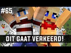 Minecraft survival #128 - 1 APRIL GRAPPEN! - YouTube