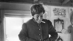 An Irishwoman's Diary about the great writer Tove Jansson Tove Jansson, S Diary, Imagination, Writer, Men Sweater, War, Shapes, Celebrities, Celebs