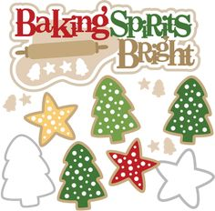 Baking Spirits Bright SVG christmas baking svg christmas baking clip art  on man, this is a good cookie day shirt