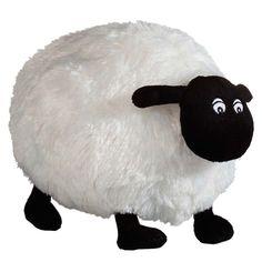 """Подушка овечка """"Большое счастье"""""""