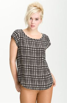 Joie 'Rancher' Silk Top available at #Nordstrom