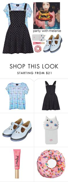 Party with Melanie Martinez by cheryl11132 on Polyvore featuring River Island, Valfré, Topshop, Too Faced Cosmetics and melaniemartinez