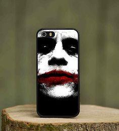 Joker Heath Ledger Batman Adult Horror Phone Cover Case fits Iphone 4 4s 5 5c in Mobile Phones & Communication | eBay