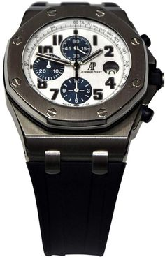 Royal Oak Offshore watch. Audemars Piguet watch – professionals looking for authentic audemar watch, AP watch or  AP watch men. Shops include info on AP watch price or if it is AP watch for sale.