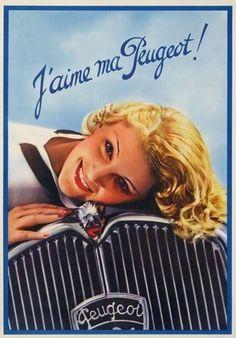 Peugeot ad