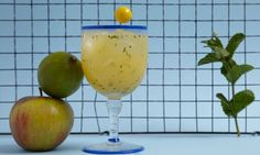 Henry Dimbleby's quick and healthy take on a great traditional drink is a super-fresh palate cleanser