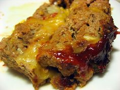 The Virtuous Wife: Cheese-stuffed BBQ Meatloaf (FREEZER MEAL)