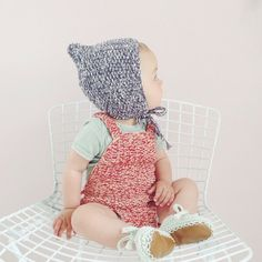 Beautiful from @Aurélie Lécuyer #mishaandpuff starfish sunsuit, sea breeze bonnet and boardwalk booties - all shop.misha-and-puff.com or email for...