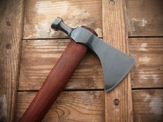 """""""Black hammer"""" tomahawk - Knives For Sale by Makers - Edge Matters Knife…"""