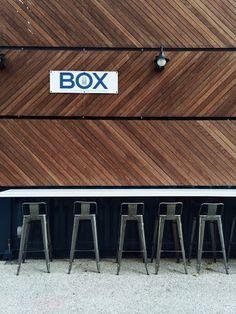Kaper Design; Restaurant & Hospitality Design Inspiration: ilili Box